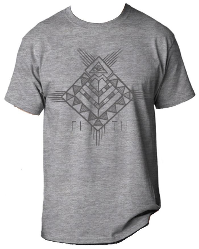 FITH Kickstarter-Exclusive T-Shirt (digital mock-up)