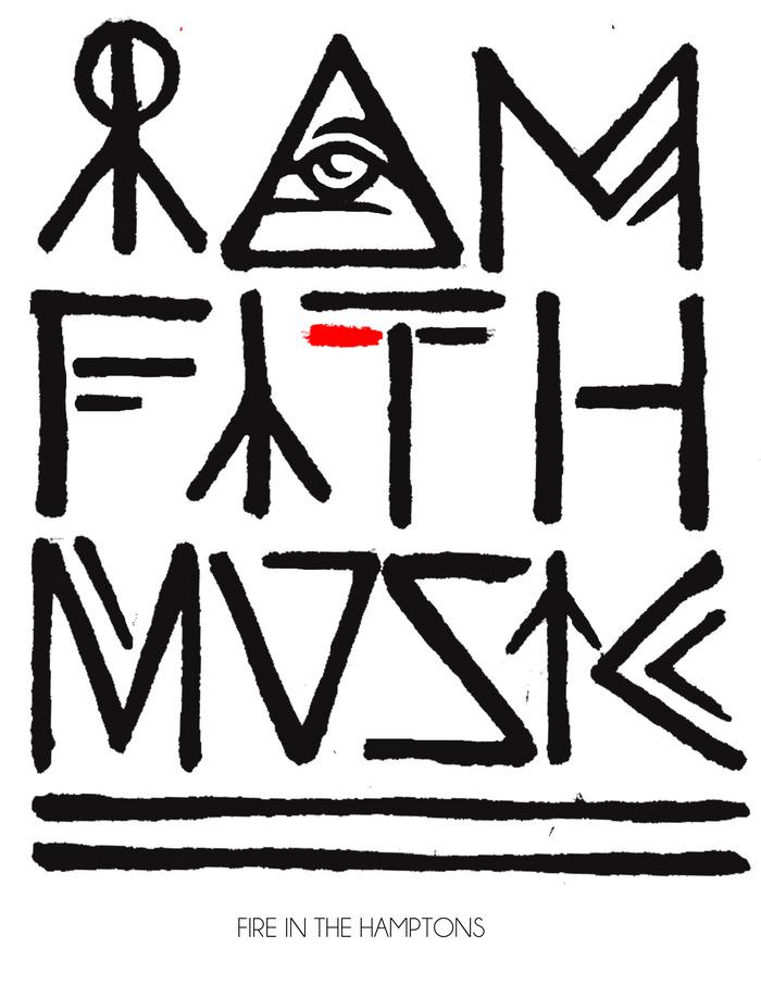 """I AM FITH"" sticker"