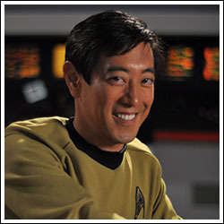 Grant Imahara as Mr. Sulu