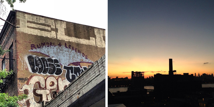 The neighborhood, Brooklyn