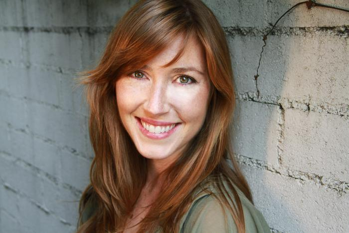 KATIE FLYNN as Liz (Perfectly Prudence; The Quitters Show)