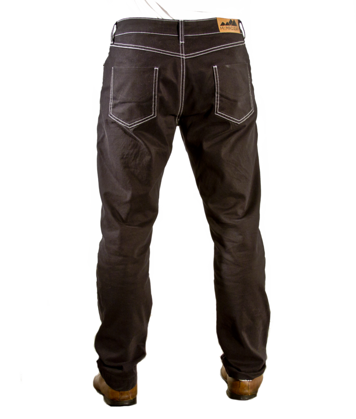 """""""McMacular"""" - New 2014 - Suede cotton Twill - A plush pleasure"""