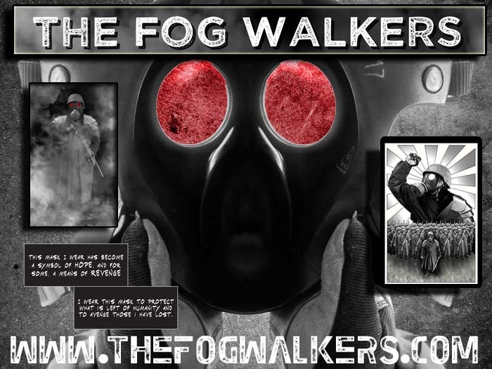 Southern Comic artist Timothy and Alorian Haire added to the guest list! They are the minds behind The Fog Walkers!