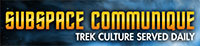 Subspace Communique: Watch The Star Trek Continues Webseries