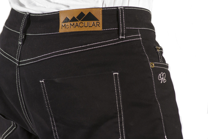 """New 2014: """"McMacular"""" Suede cotton Twill Pants lined with Mulberry Silk -- Unprecedented luxurious comfort"""