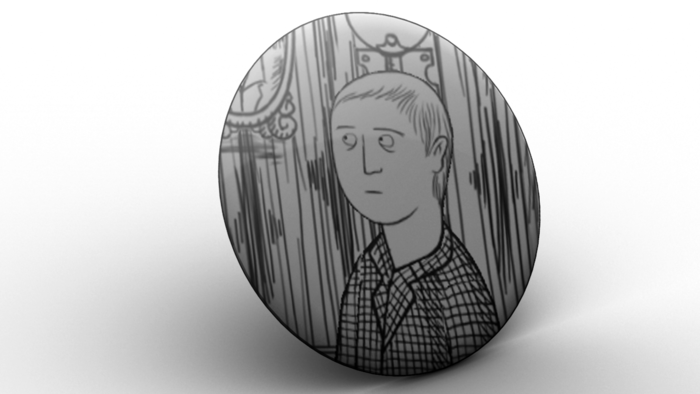Example pin (the art is not final)