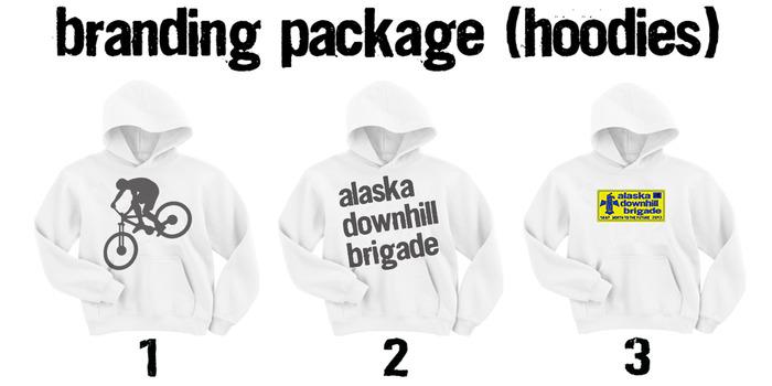 Hoodie Branding Package