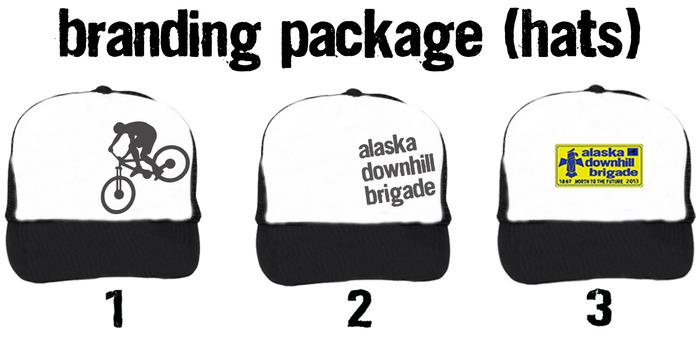 Hat Branding Package