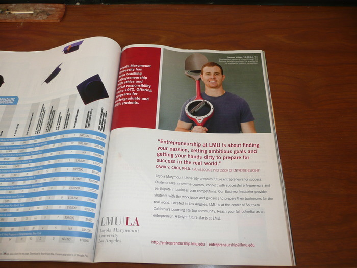 Entrepreneur Magazine - October Issue