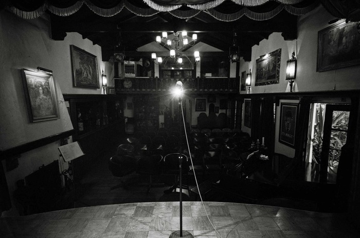 Brookledge Theater (photo: Mark Berry)