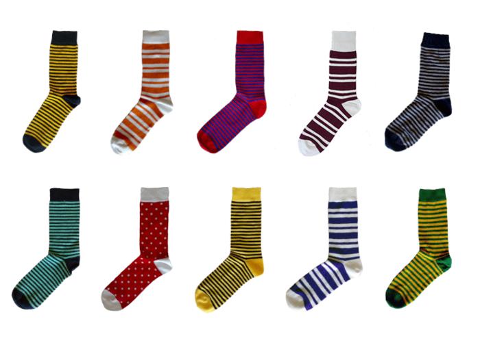 Team Sock Line