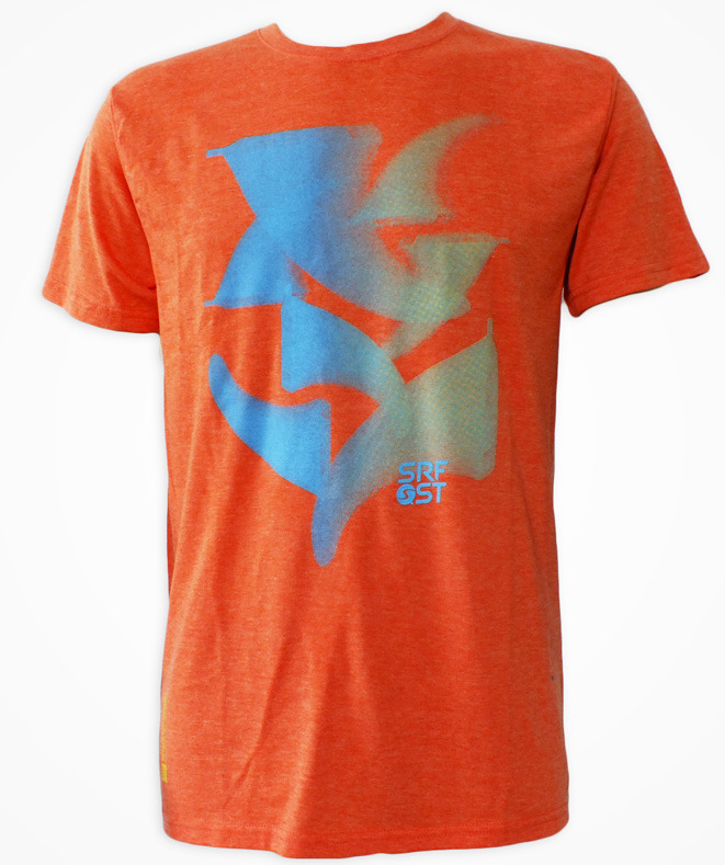 Fins Coral Tee