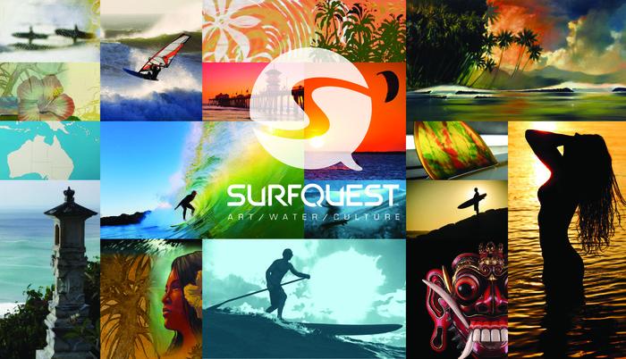 SurfQuest Lifestyle Poster