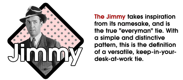 The Jimmy (Pin Dots)