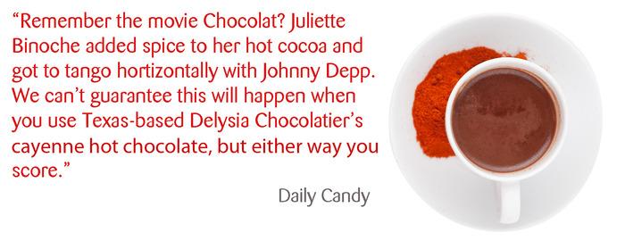 Cayenne Hot Chocolate