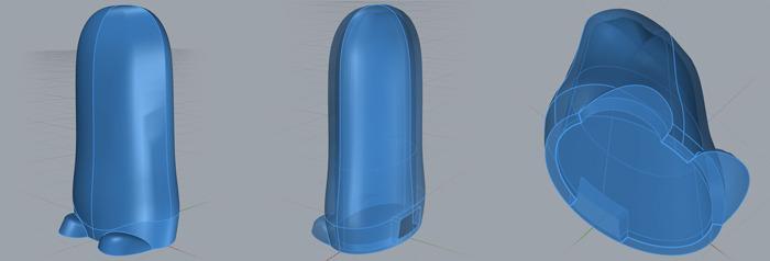 Bringing BatteryBot to 3D CAD