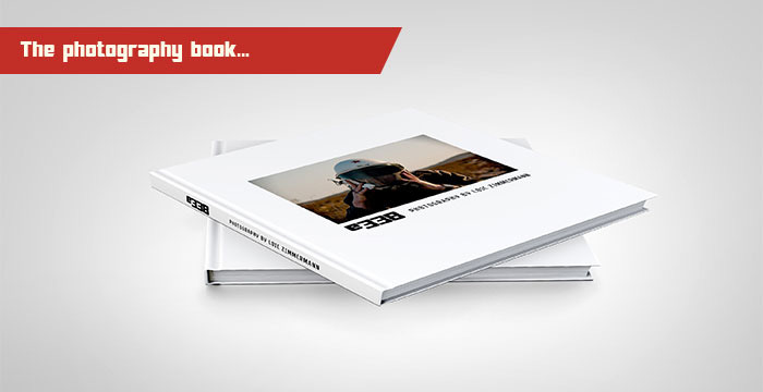 This is a mock-up of the 48-page photography book