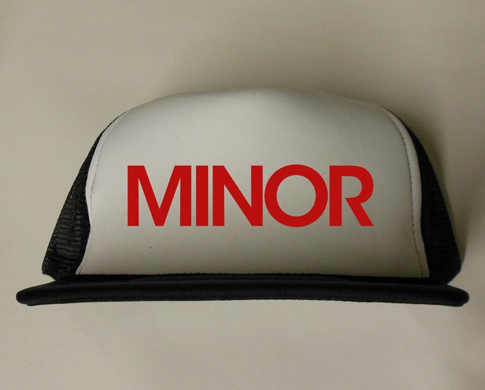 New limited edition minor caps! Check out the $20 perk!