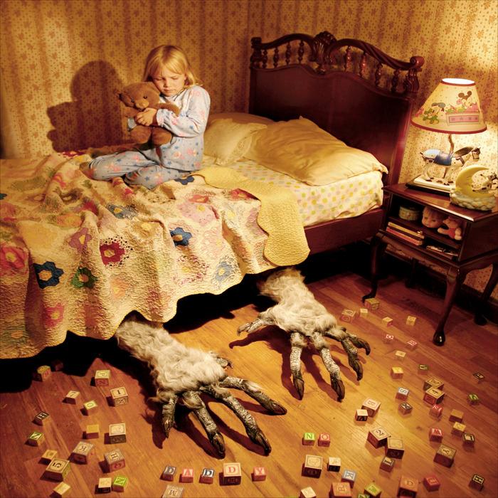 BED by Joshua Hoffine