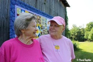 Nina Maxine & Donna Sue ~ June 2009