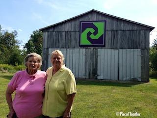 Nina Maxine & Donna Sue ~ September 2013