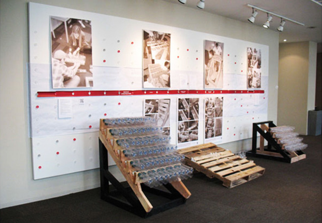 """""""Thatch for the 21st Century"""" Exhibition at 16 West 61st Street, NYC"""