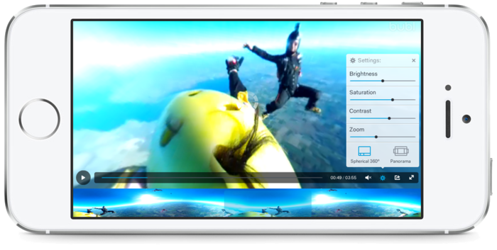 bubl video player