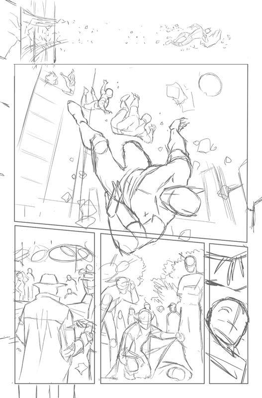 $8000.00 Unlock - WE DID IT! Stray Page 6 (WIP)