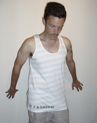 "HI Fashion Tank is yours along with their two albums ""Sprechen Sie Hi Fashion?"" and ""You Are Gorgeous"" $50"