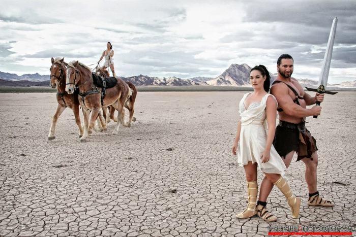 Erik and Alethea: Creators of Gladius