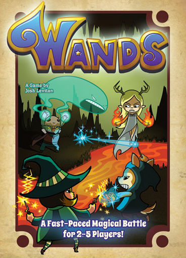 The cover of the WANDS box