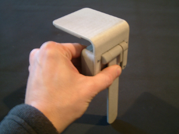 Plastic Mold Shot Detector For Testing