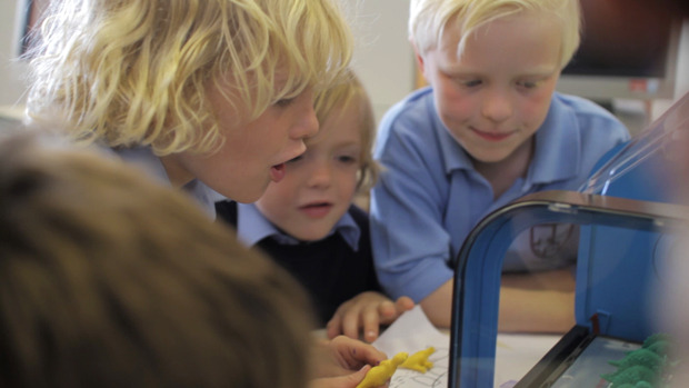 Safe and simple enough for young education environments