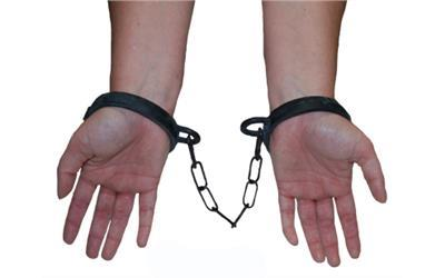 How can I rap and dance if I'm in shackles?