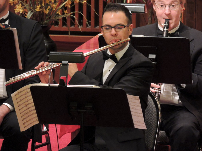 David Graham, flute