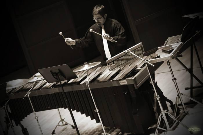 Steve Weiser, marimba