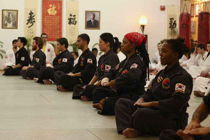 The Calm Before The Storm at World Martial Arts Center