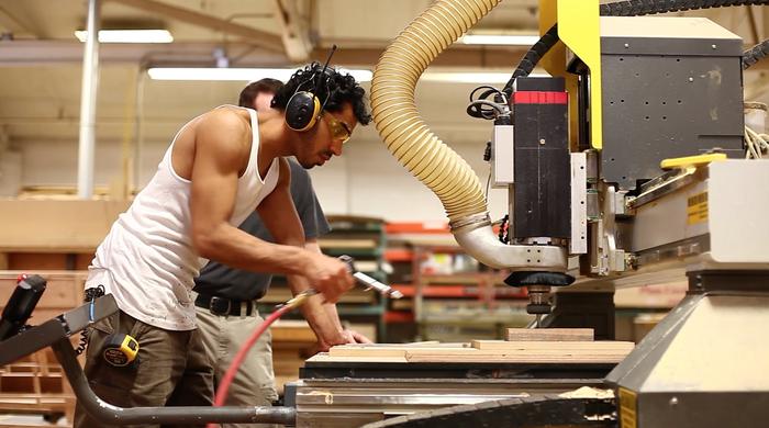 wood base manufacturing