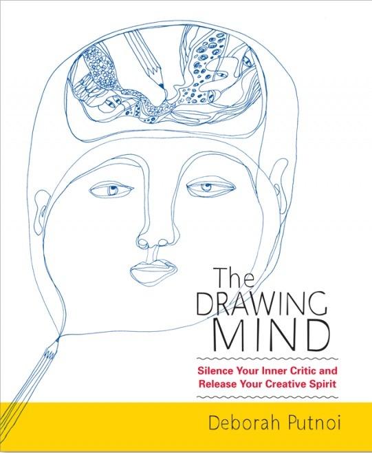 """The Drawing Mind"" book (Shambhala 2012)"