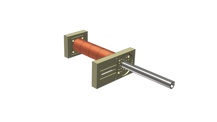 Non-Contact Variable Force Linear Actuator