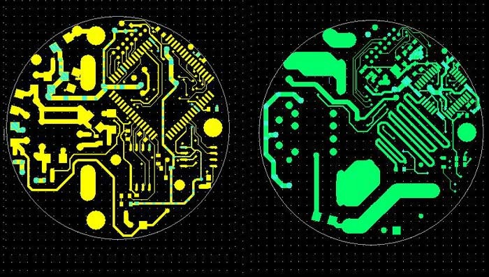 [2013.02.02] We designed our first circuit board