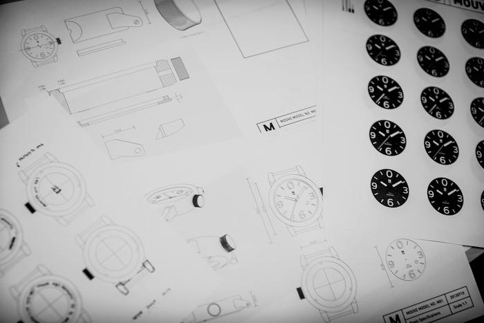 (typefaces & proportions exploration / circa 2012)