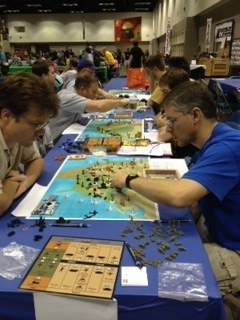 Game Demo at GenCon 2013