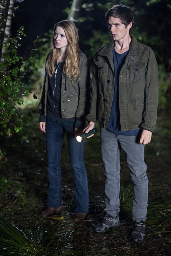 Emily Tennant and Tyler Johnston (The Killing, Supernatural)
