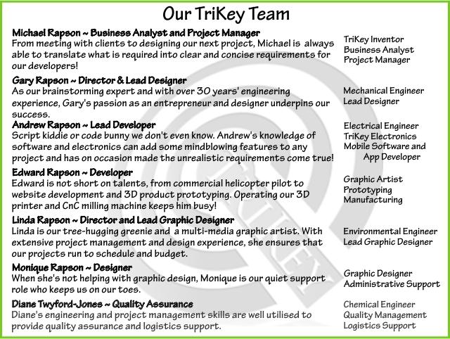 Team TriKey!