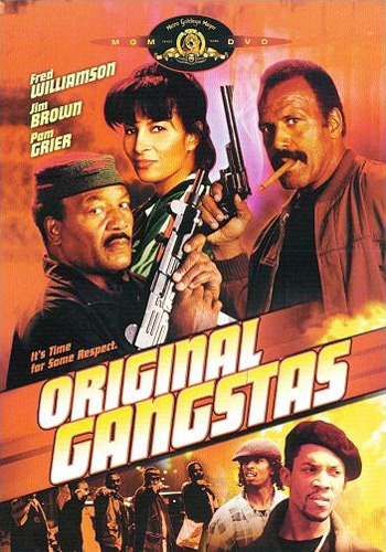 (Click poster for the ORIGINAL GANGSTAS trailer)