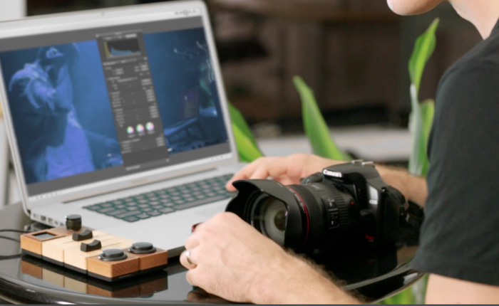 Palette designed by a Photographer. Re-touching photos just got a whole lot easier and fun!
