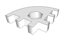 SCXX slice corner double