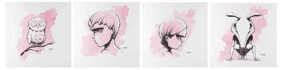 Original Sketches by Coarse