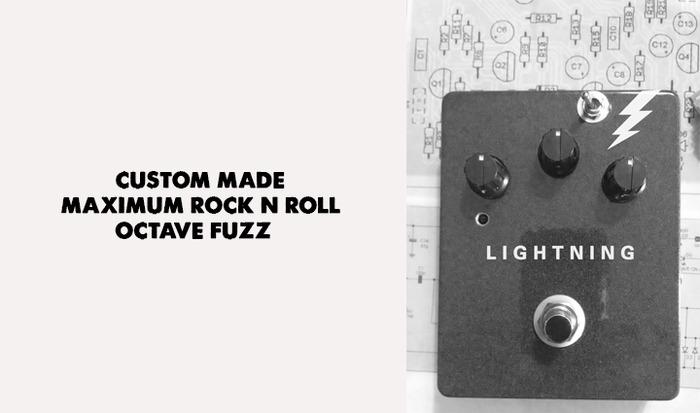 Lightning Maximum Rock n Roll Octave Fuzz